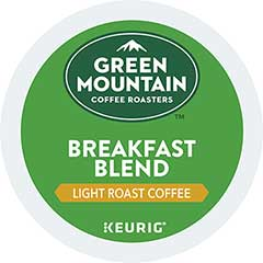 Breakfast Blend Coffee K-Cup® Pods, 24/BX