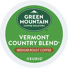 Vermont Country Blend® Coffee K-Cup® Pods, 24/BX
