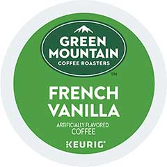 French Vanilla Coffee K-Cup® Pods, 24/BX