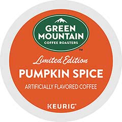 Seasonal Selections Pumpkin Spice Flavored Coffee K-Cup® Pods, 24/BX
