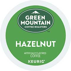 Hazelnut Coffee K-Cup® Pods, 24/BX