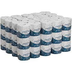 Embossed Toilet Paper, 2-Ply, 400 Sheets, 60 Rolls/CT
