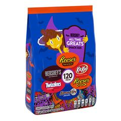 All Time Greats Assortment Stand Up Bag, 58 oz, 120 Pieces