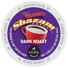 K-Cup® Pods, Dark Roast, 24/BX