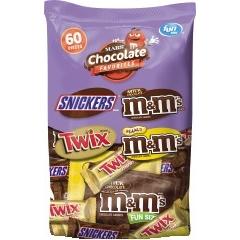 Fun Size Variety Chocolate Mix, 33.9 oz. Bag