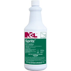 SPRITZ™ RTU Sanitizing Spray, 32 oz., 12/CS