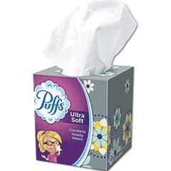 Ultra Soft & Strong™ Premium Facial Tissue, 24 Boxes/Carton
