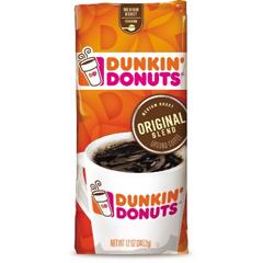 Ground Coffee, Original Blend, 12 oz. Bag