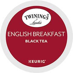 English Breakfast Tea K-Cup® Pods, 24/BX
