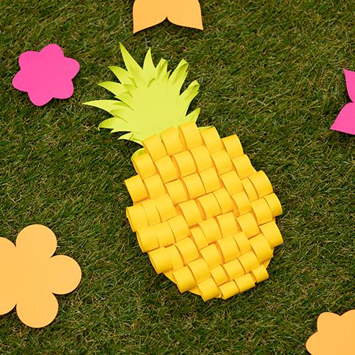 3-D Pineapple