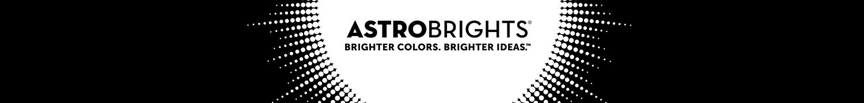 Astrobrights Brand Store Header