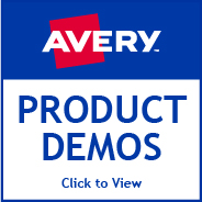 View Avery Product Demos