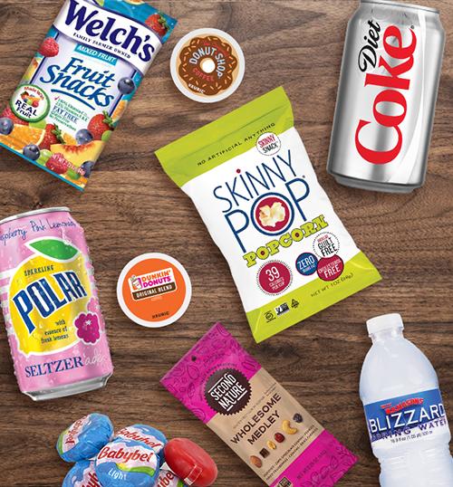 Snacks for the Break Room