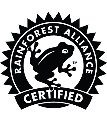 Rainforest Alliance Certified Icon