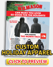 View Custom Holiday Apparel Flyer