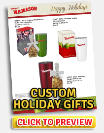 View Custom Holiday Gifts Flyer