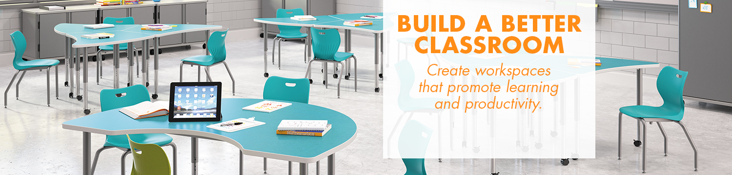 Classroom Furniture Banner