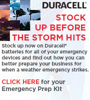 Duracell Emergency Prep Kit PDF