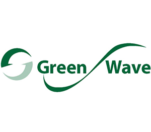 Green Wave Logo