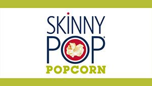 Skinny Pop Popcorn Brand