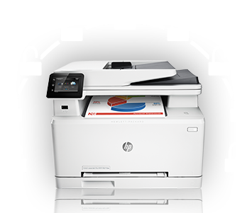 Secure HP Printer