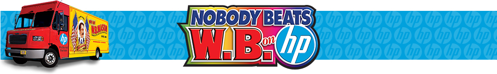 Nobody Beats W.B. On HP