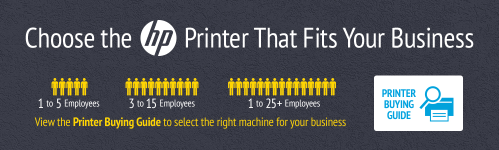 Use the Printer Buying Guide to Find the Right Printer For Your Business