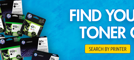 Search For Your HP Toner By Printer