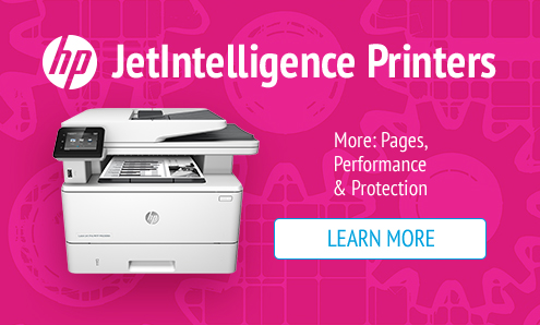 Learn More about HP JetIntelligence Printers
