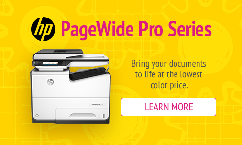 Learn More About HP PageWide Pro Series Printers