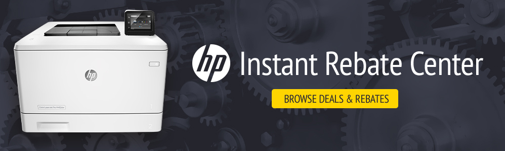 Browse HP Deals and Rebates