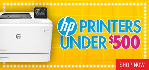 Shop HP Printers Under $500