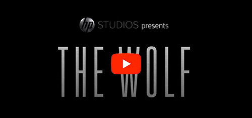 Watch HP Commercial The Wolf