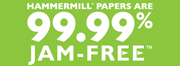 Browse Hammermill Paper 99.99% Jam Free