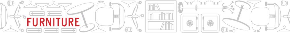 Furniture Landing Page Header