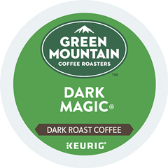 Dark Magic® Extra Bold Coffee K-Cup® Pods, 24/BX