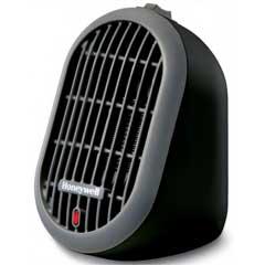 Heat Bud Personal Heater, 250 W, Black