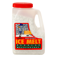Ice Melt, Jug, 12 lbs., White
