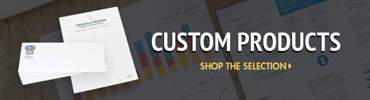 Shop Custom Products
