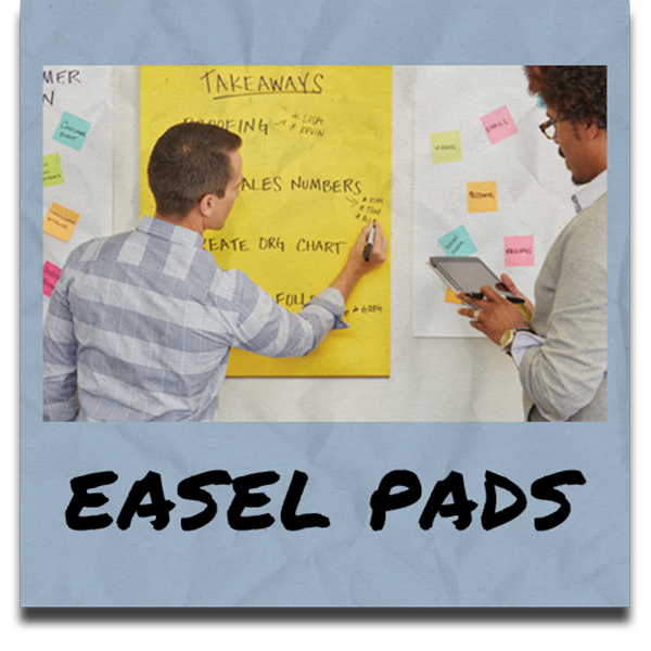 Easel Pads Category Button