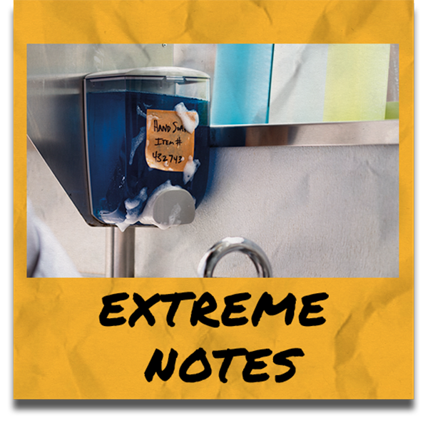 Extreme Notes Category Button