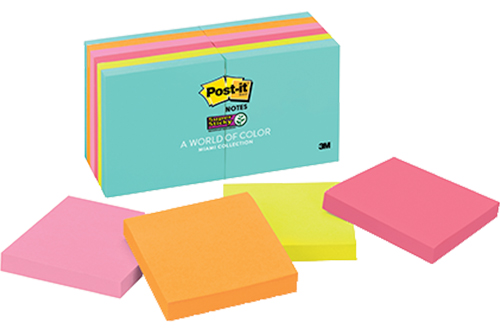 Super Sticky Notes