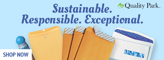 Shop Quality Park; Sustainable. Responsible. Exceptional.