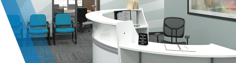 Reception Desks Header