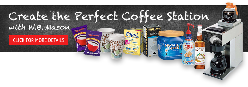 Create the Perfect Coffee Station