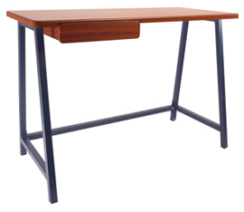 Table Desk with Single Drawer