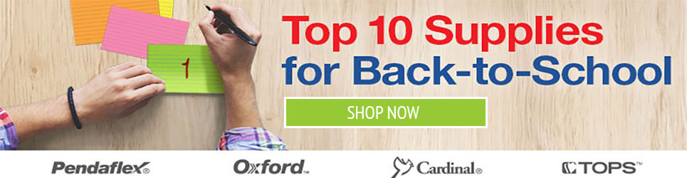 Tops Brand Store Header; Shop Now