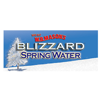 Blizzard Water Logo