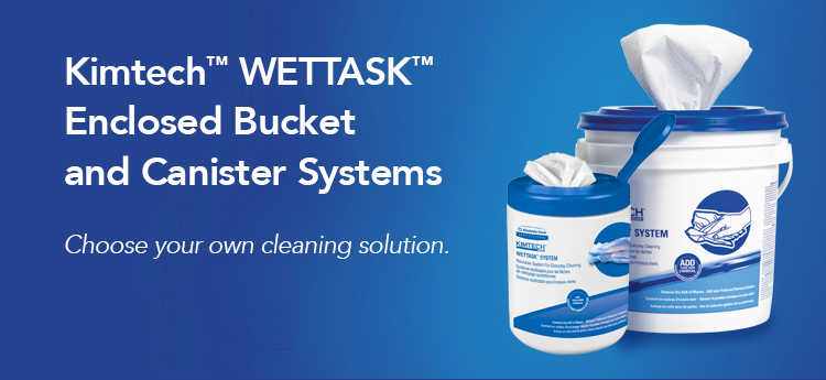 Kimtech Bucket And Canister Systems