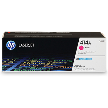 414A (W2023A) Toner Cartridge, Magenta